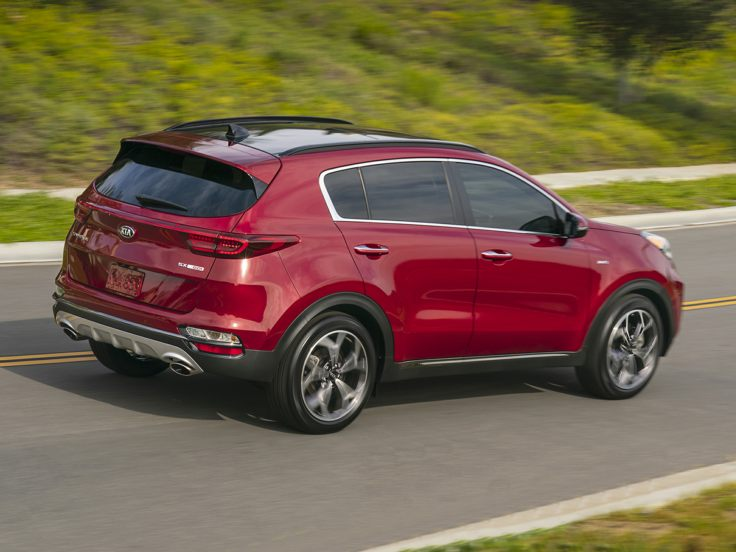 2021 Kia Sportage Prices Reviews Vehicle Overview Carsdirect