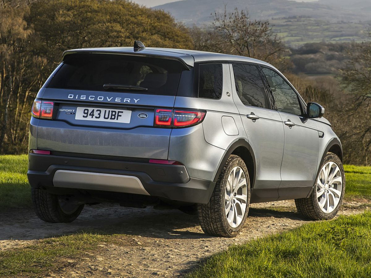 2021 Land Rover Discovery Sport Deals, Prices, Incentives ...