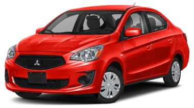 2020 Mitsubishi Mirage G4 Color Options Carsdirect