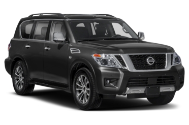 2020 Nissan Armada Deals Prices Incentives Leases Overview Carsdirect