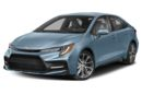 3/4 Front Glamour 2020 Toyota Corolla