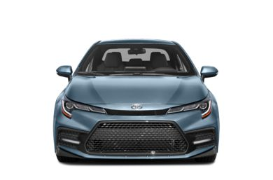 Grille  2020 Toyota Corolla