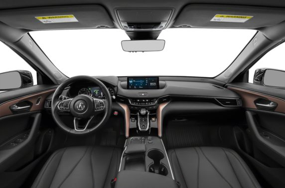 2021 acura tlx interior & exterior photos & video - carsdirect