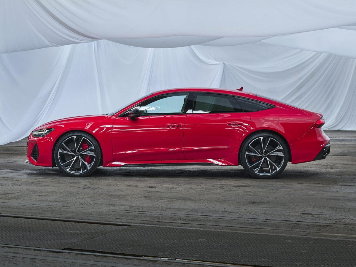 2021 Audi RS 7 Deals, Prices, Incentives & Leases ...