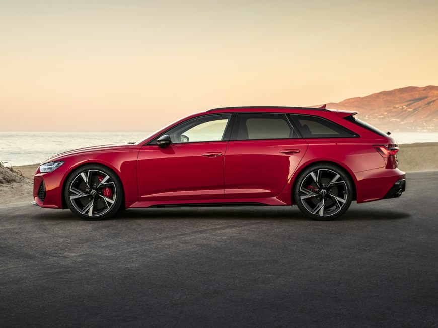 Audi RS6 by Model Year & Generation - CarsDirect