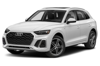 3/4 Front Glamour 2021 Audi Q5