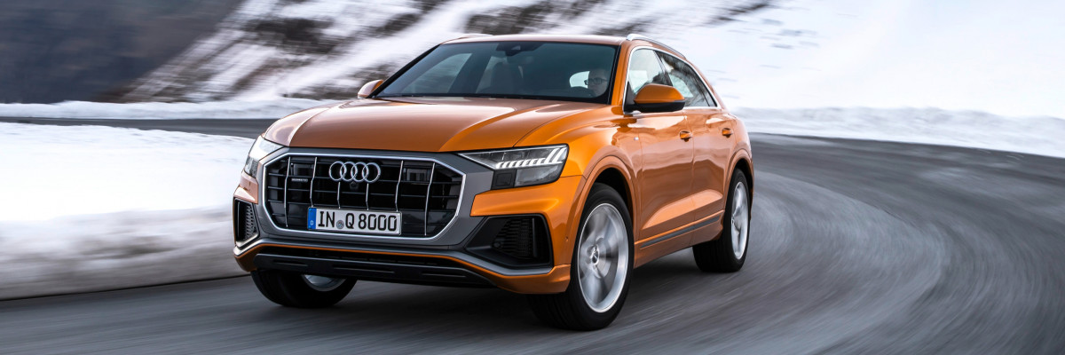 2021 Audi Q8 Deals, Prices, Incentives & Leases, Overview ...