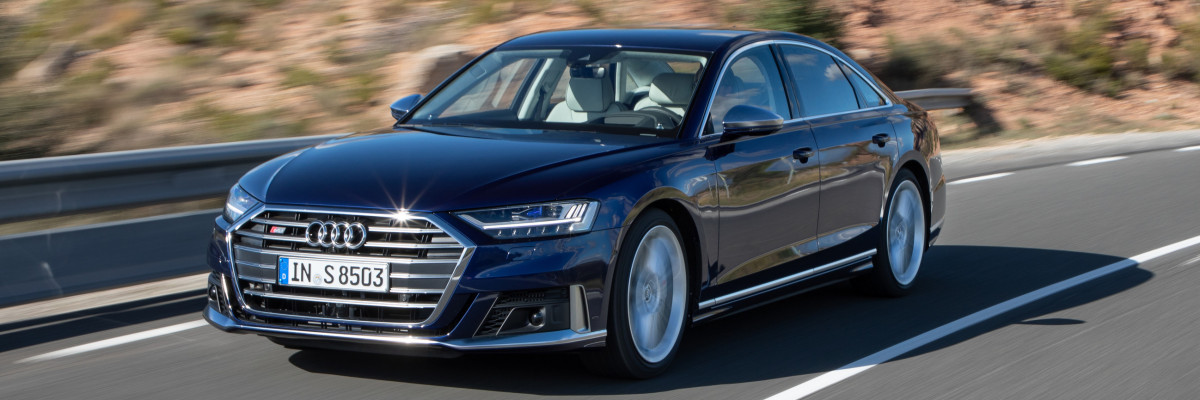 2021 Audi S8 Deals, Prices, Incentives & Leases, Overview ...
