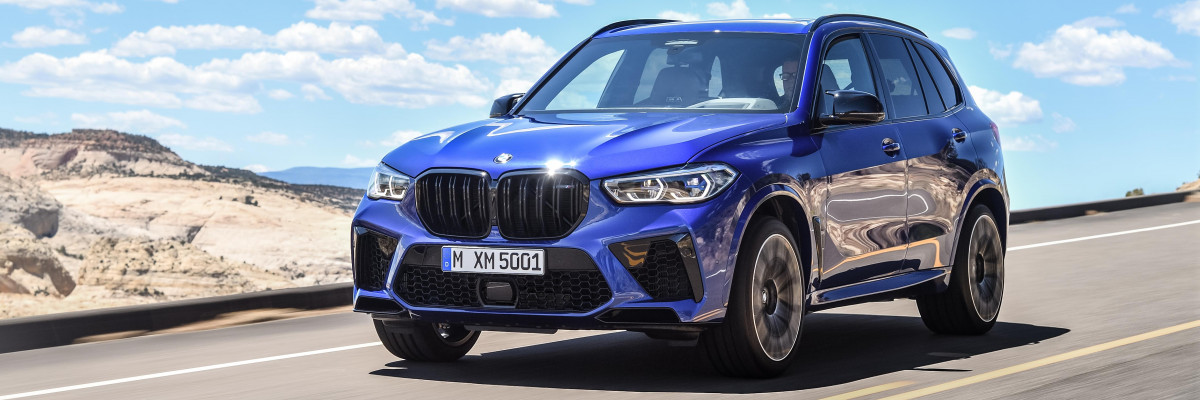 2021 BMW X5 M Deals, Prices, Incentives & Leases, Overview ...