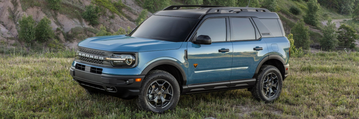 2021 ford bronco-sport