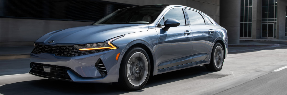 2021 Kia K5 Deals, Prices, Incentives & Leases, Overview ...