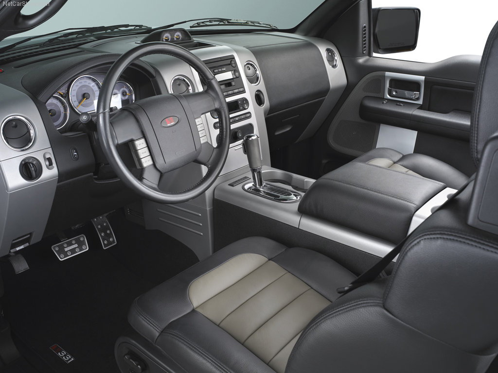 2015 Ford Expedition Interior