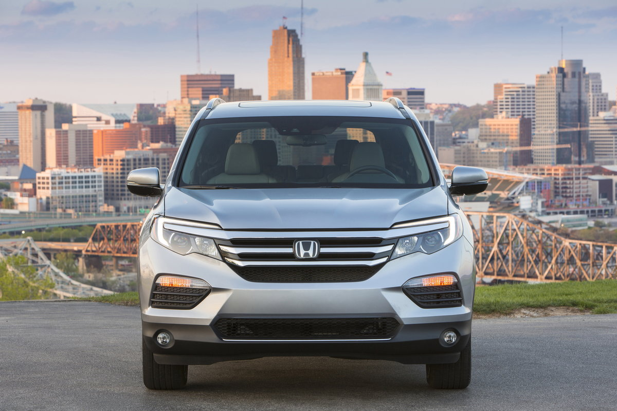 2018 honda pilot deals prices incentives leases overview carsdirect. Black Bedroom Furniture Sets. Home Design Ideas