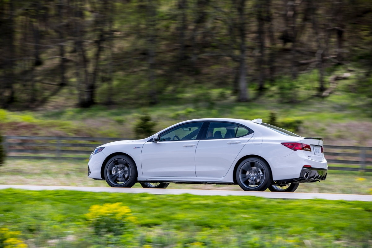 Acura Tlx Hybrid >> 2019 Acura TLX: Preview, Pricing, Release Date