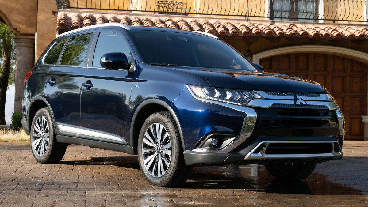 2021 mitsubishi outlander: preview, pricing, release date