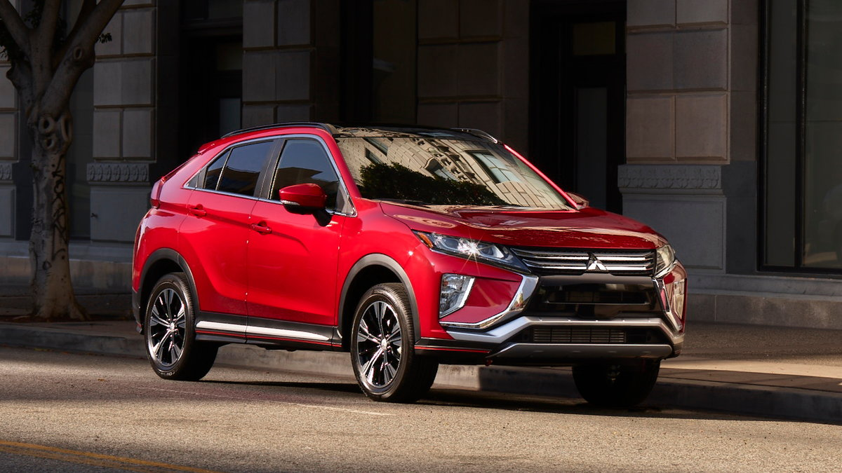 2021 mitsubishi eclipse cross preview pricing release date