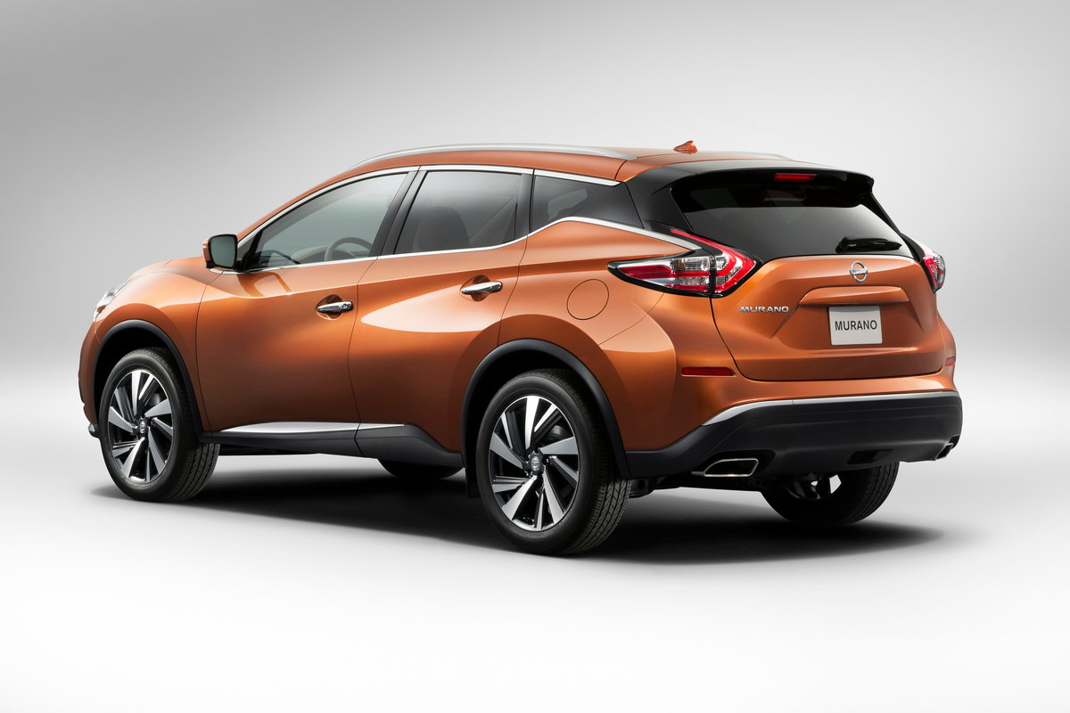 nissan murano deals prices incentives leases overview carsdirect