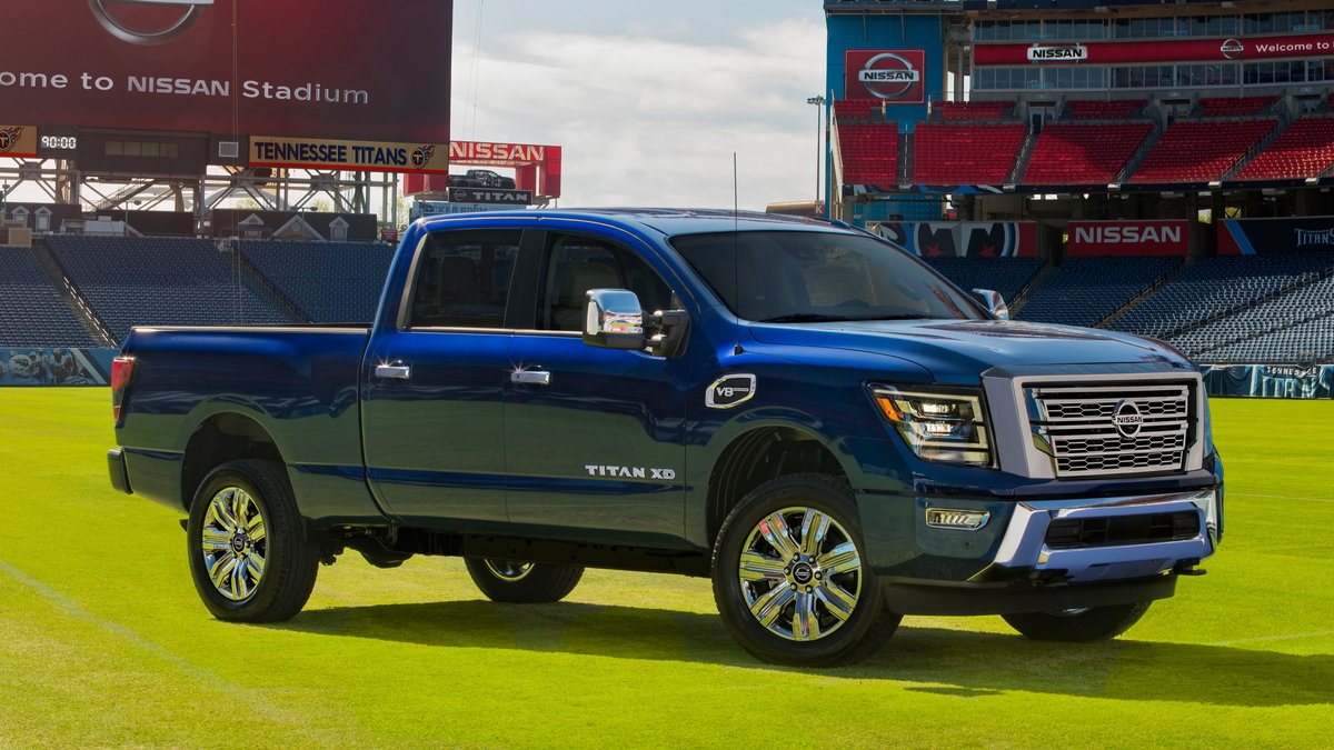 2021 Nissan Titan XD: Preview, Pricing, Release Date