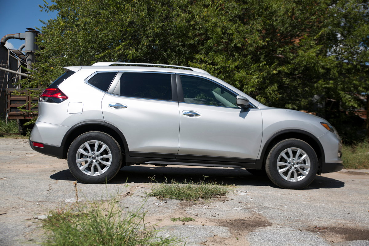 2018 Nissan Rogue Deals Prices Incentives Amp Leases