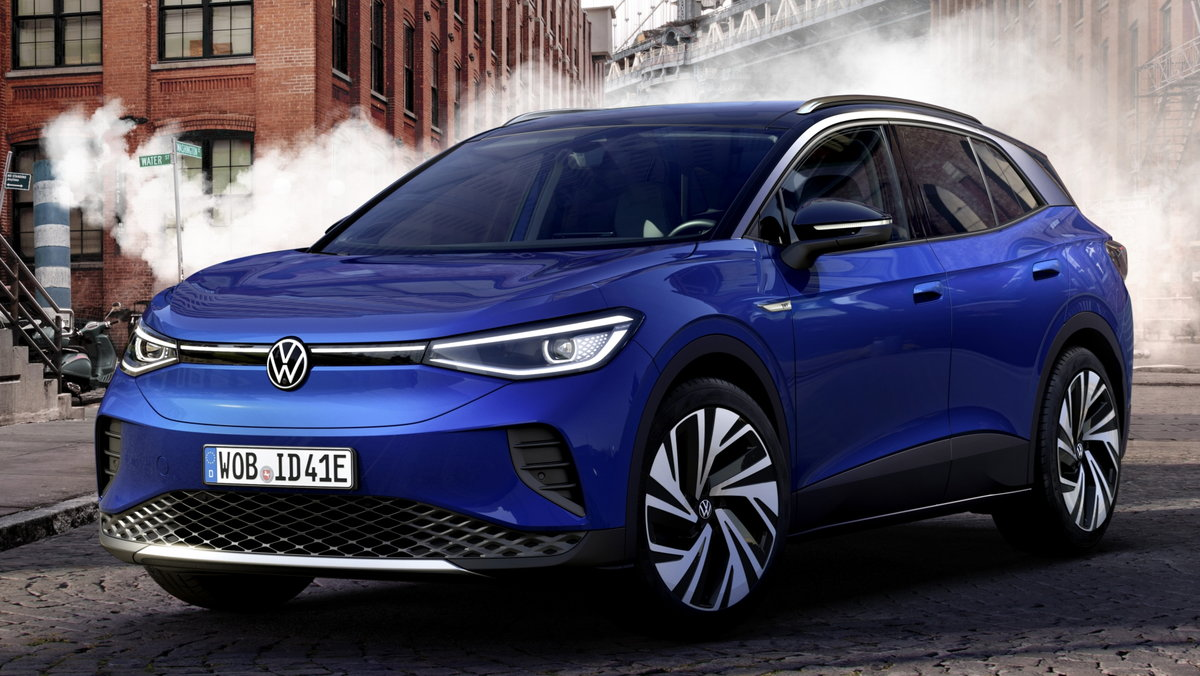 2021 Volkswagen ID.4: Preview, Pricing, Release Date