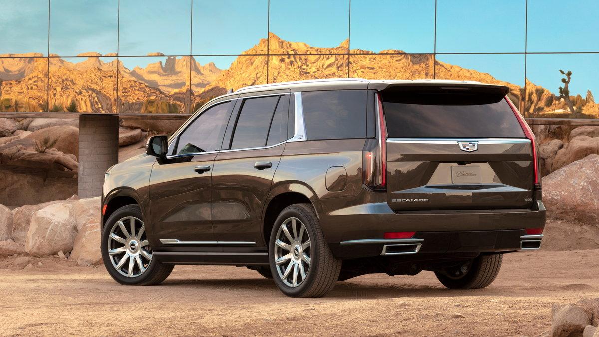 2021 Cadillac Escalade: Redesign Info & Release Date