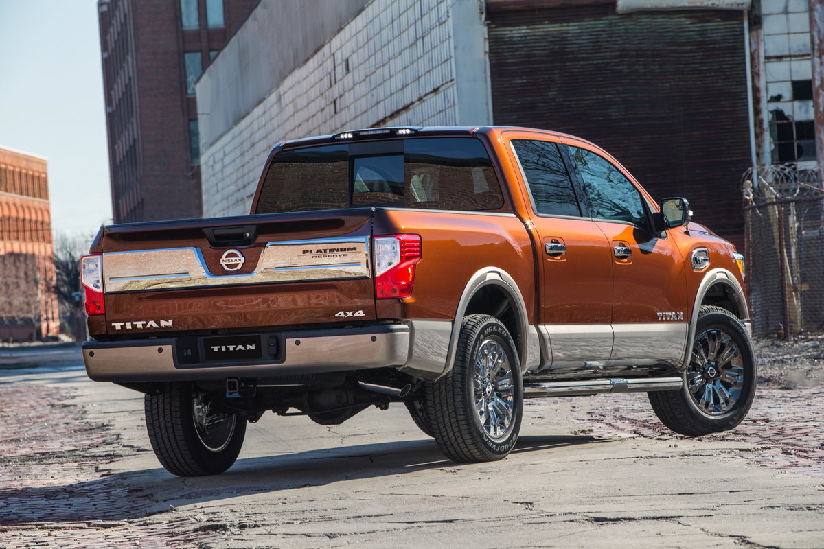 2018 nissan titan preview pricing release date. Black Bedroom Furniture Sets. Home Design Ideas