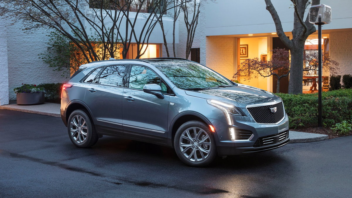 2021 Cadillac XT5: Preview, Pricing, Release Date