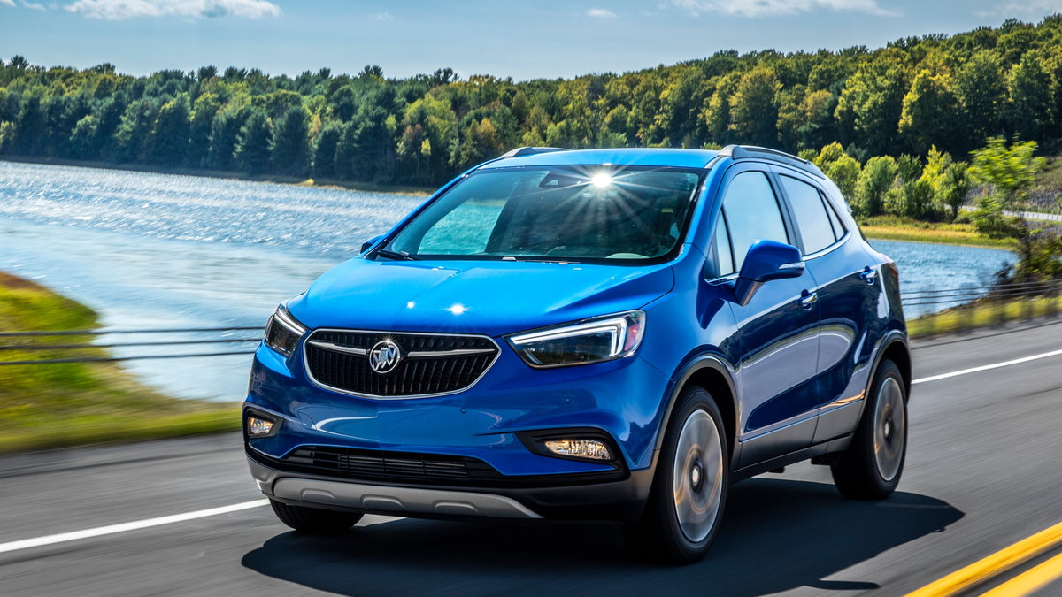 2021 buick encore preview pricing release date