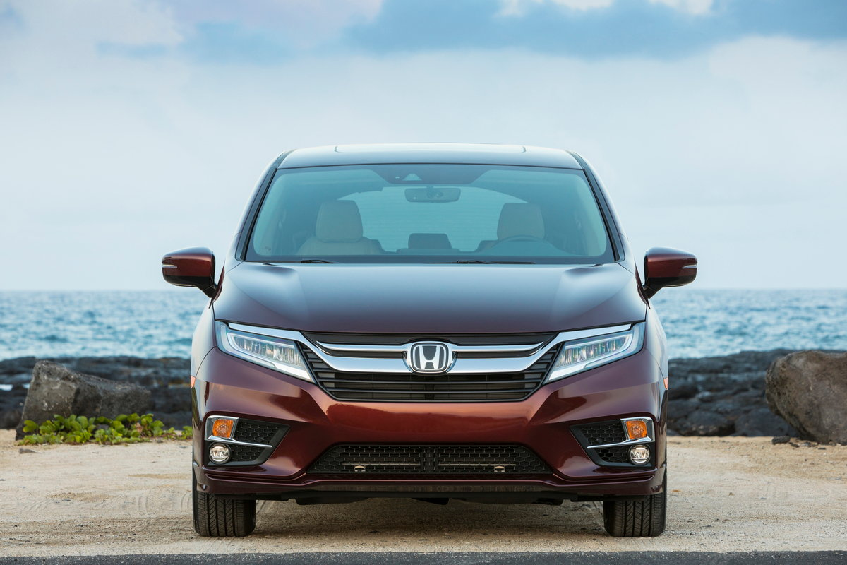 2019 honda odyssey preview pricing release date for 2019 honda odyssey
