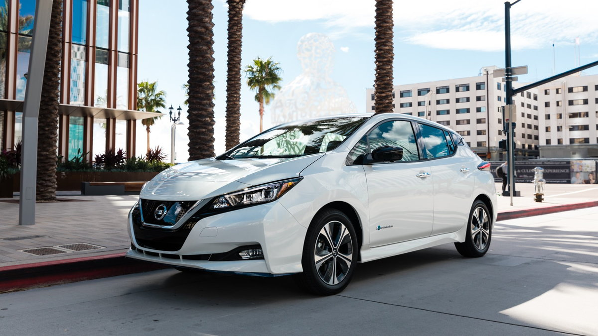 2020 nissan leaf  preview  pricing  release date