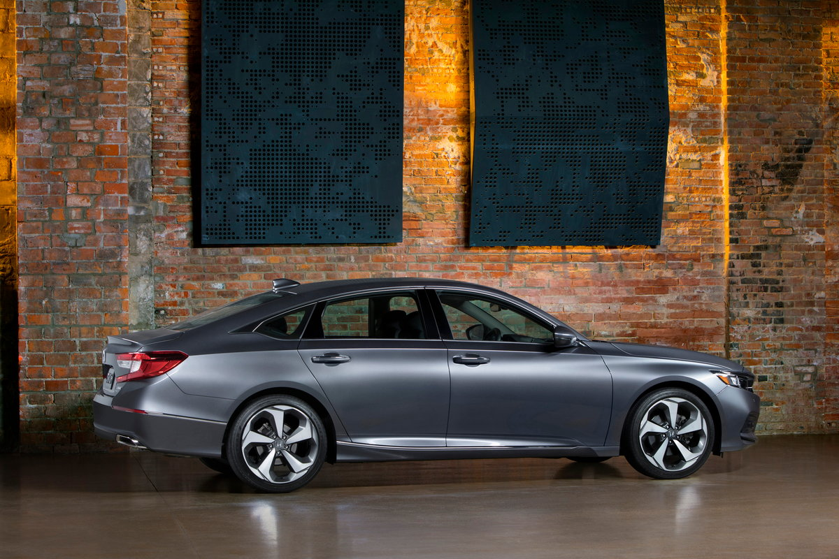 2018 Honda Accord Deals, Prices, Incentives & Leases, Overview - CarsDirect