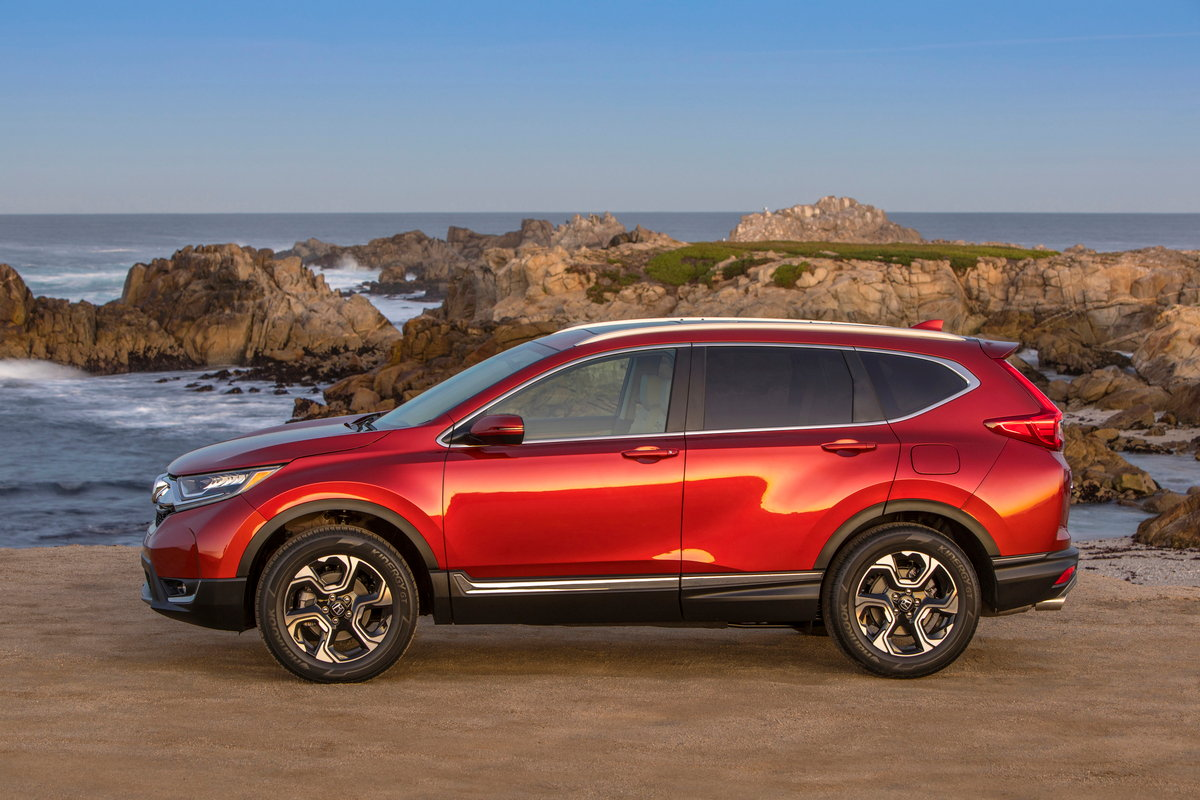 2019 Honda Cr V Preview Pricing Release Date