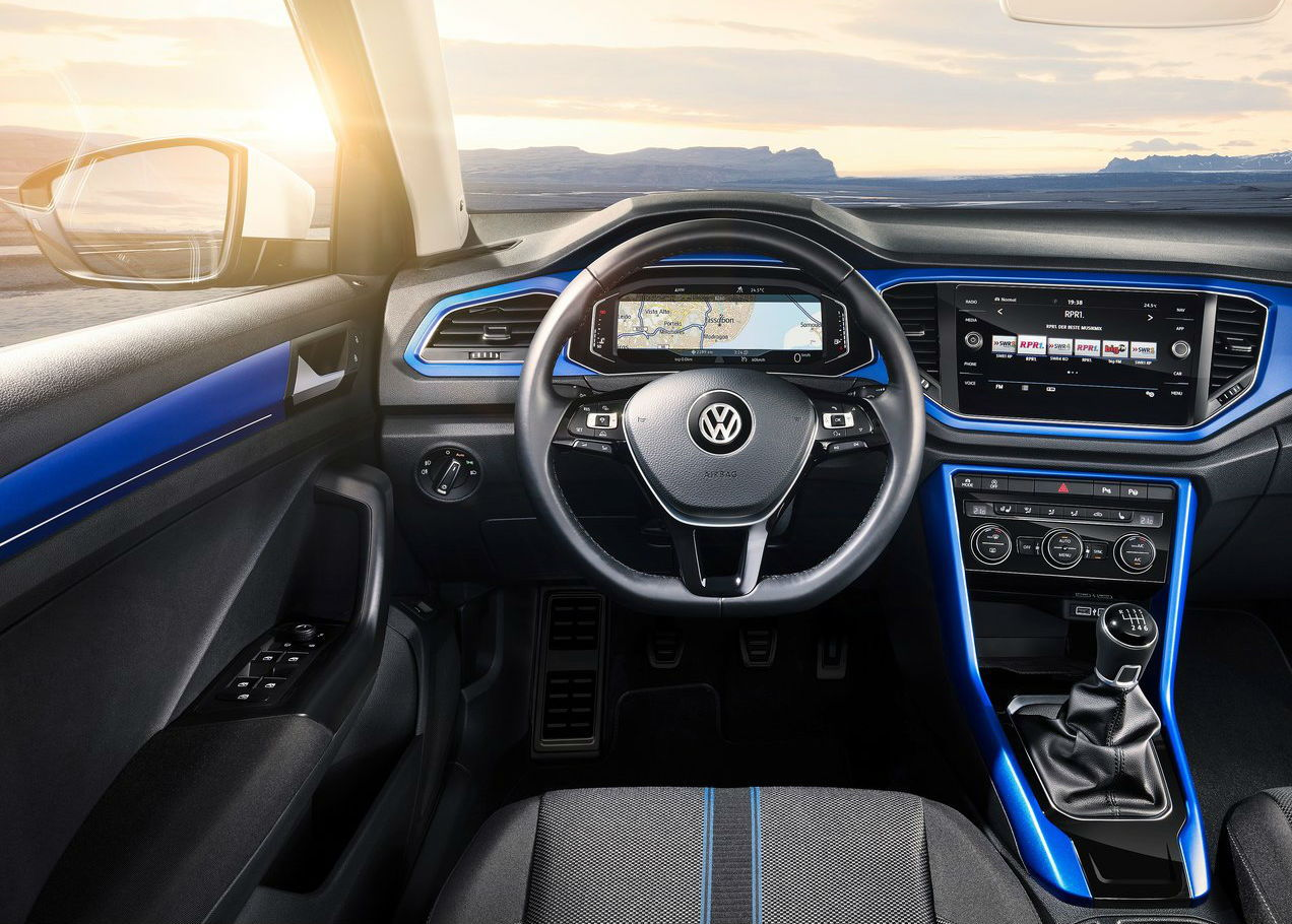 2018 volkswagen t roc preview pricing release date rh carsdirect com