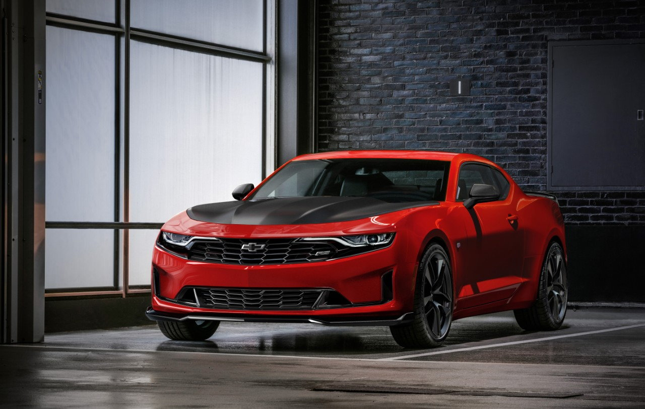 2019 Chevrolet Camaro Preview Pricing Release Date