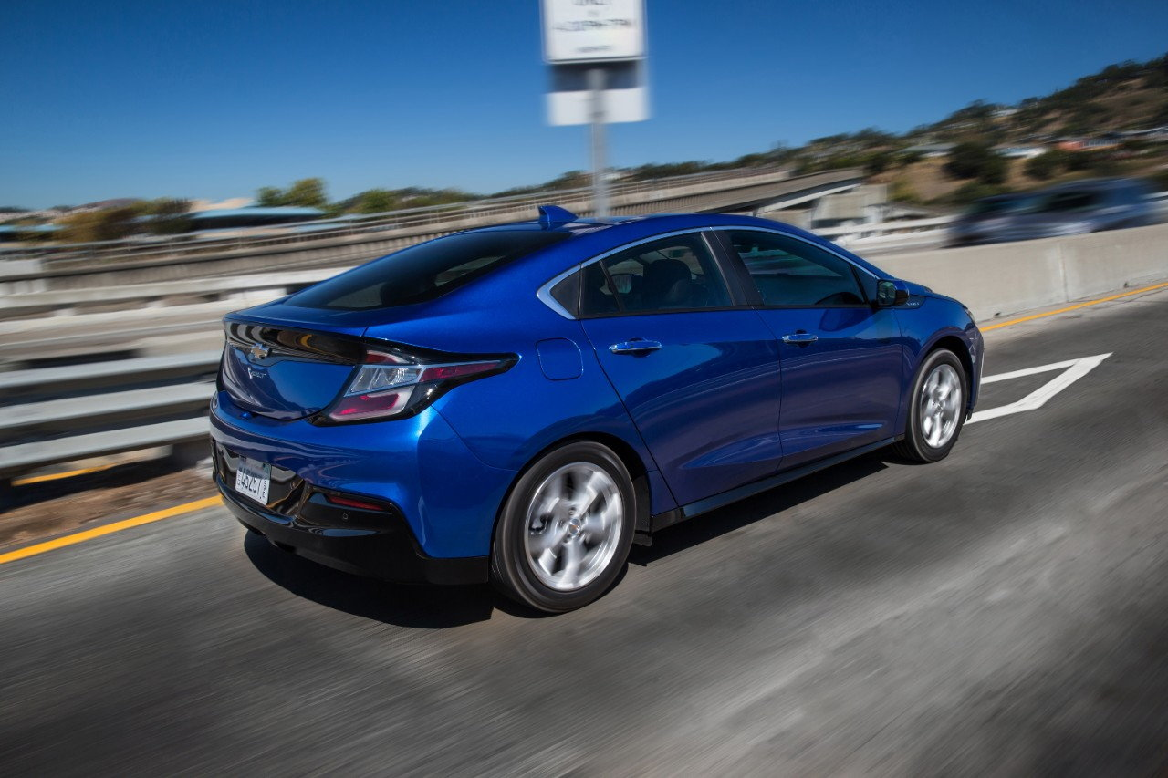2018 Chevy Volt Release Date >> 2018 Chevrolet Volt Deals Prices Incentives Leases Overview