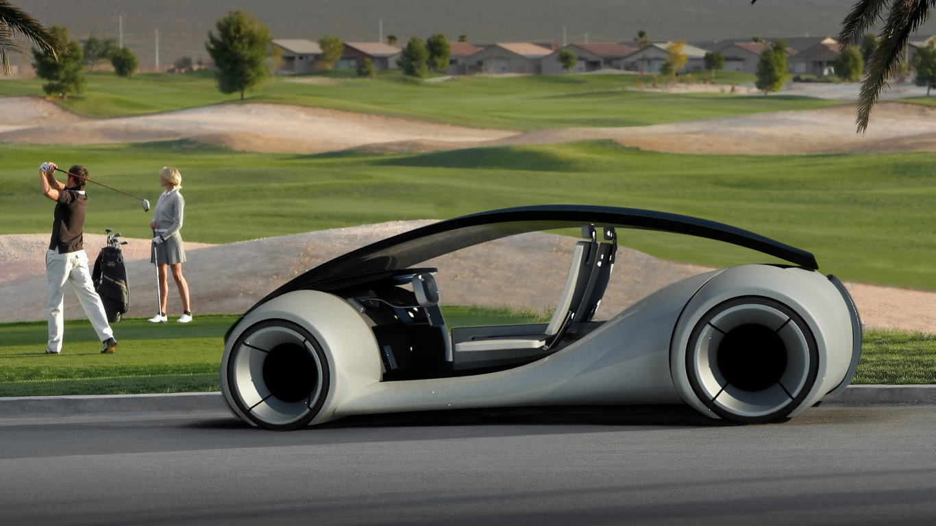 Concept Apple Car
