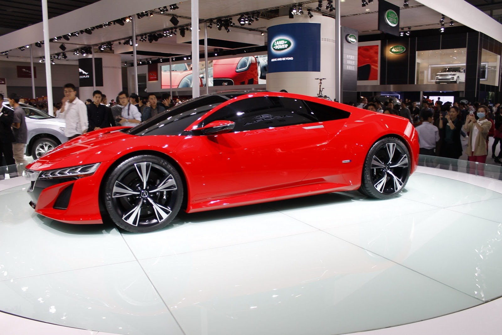 All new acura nsx