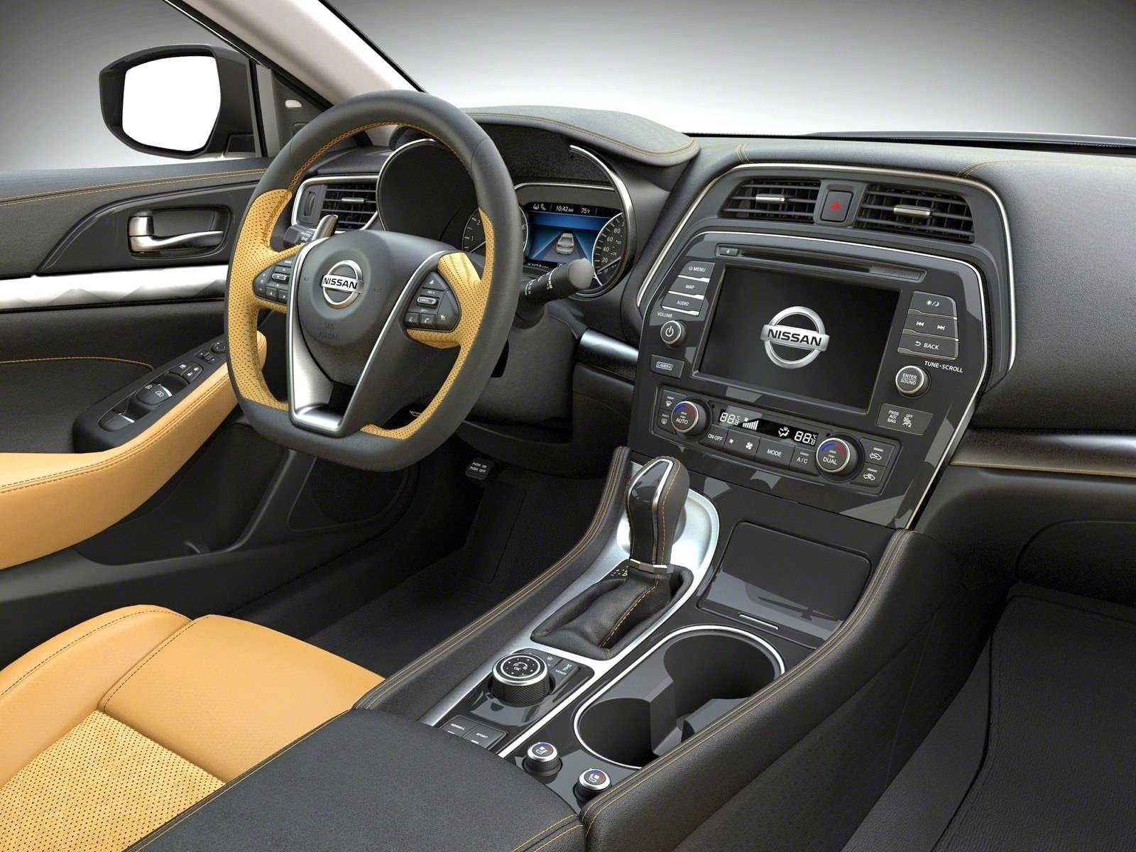 2016 nissan maxima 5 trim levels zero options carsdirect. Black Bedroom Furniture Sets. Home Design Ideas