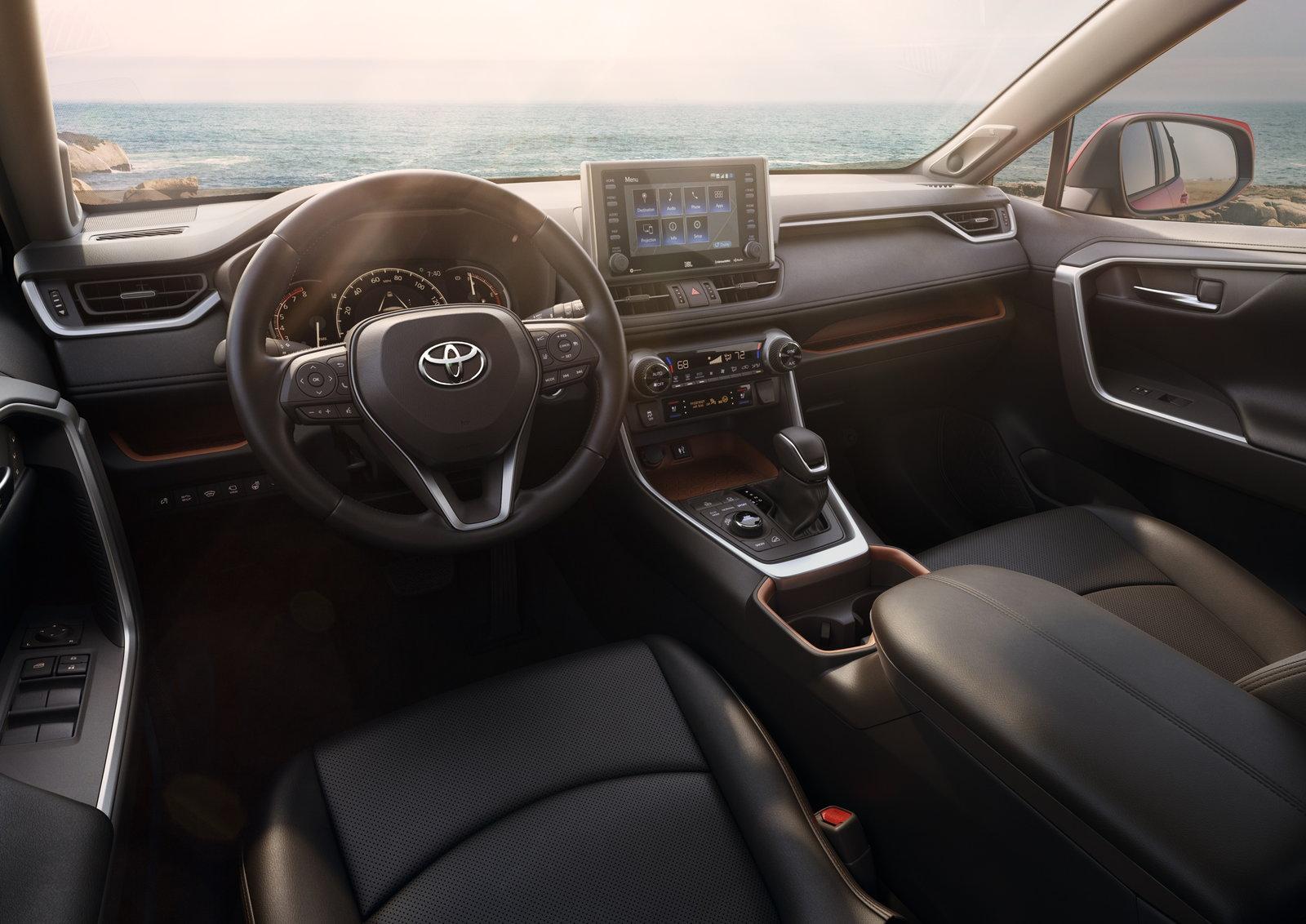 2019 Toyota Rav4 Hybrid Redesign Info Pricing Release Date