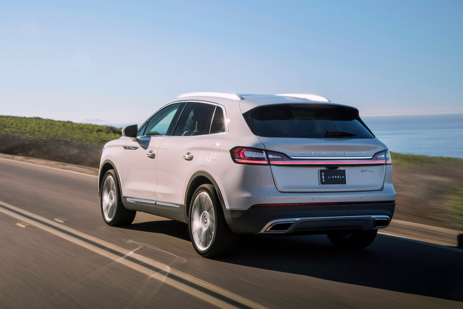 2019 Lincoln Nautilus: Preview, Pricing, Release Date