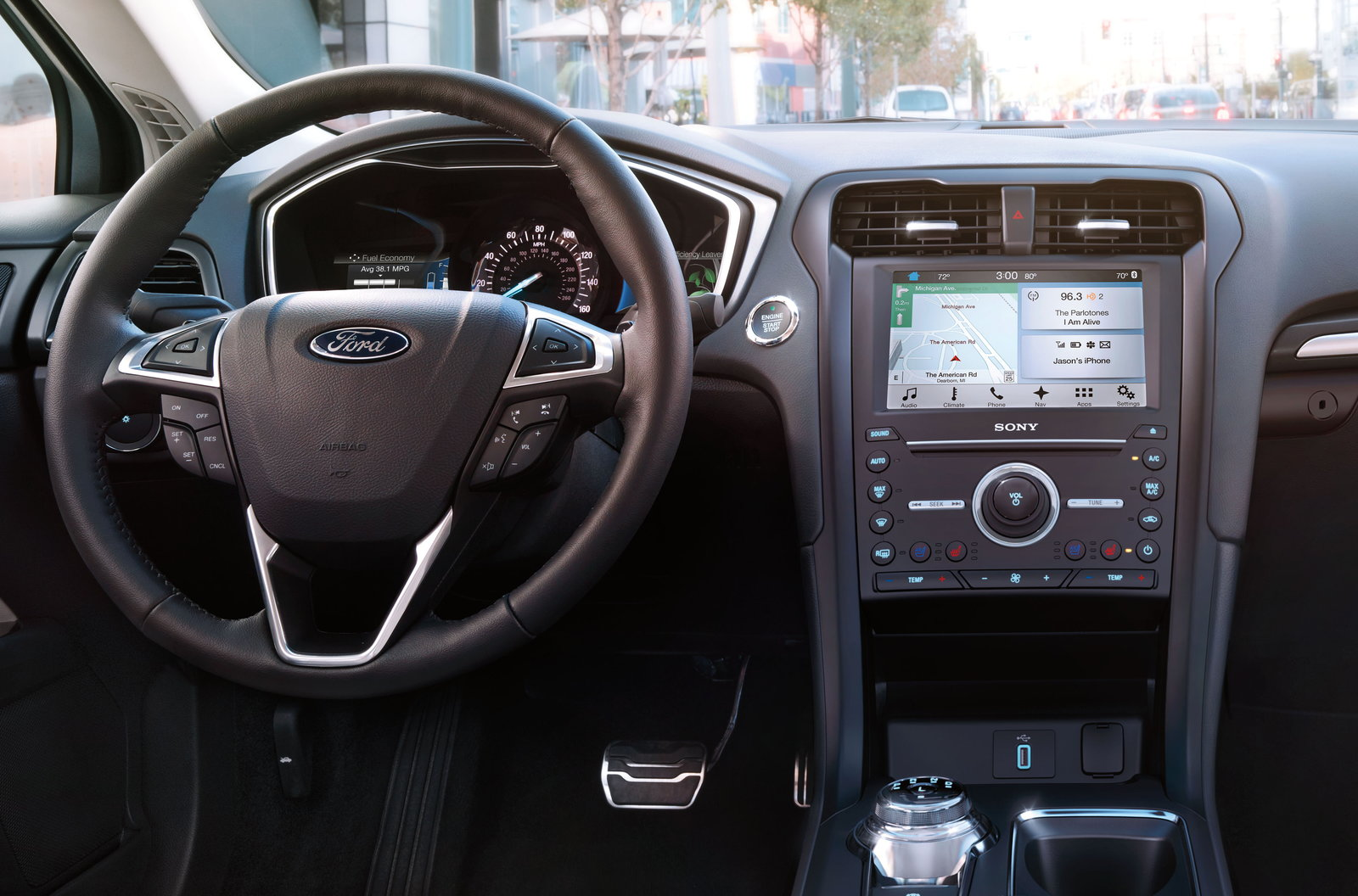 2019 Ford Fusion Hybrid Preview Pricing Release Date