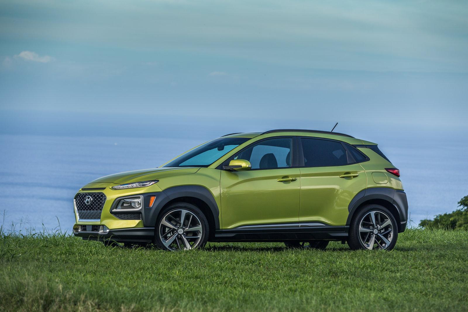 2018 Hyundai Kona Fuel Economy Rated At Up To 30 MPG ...