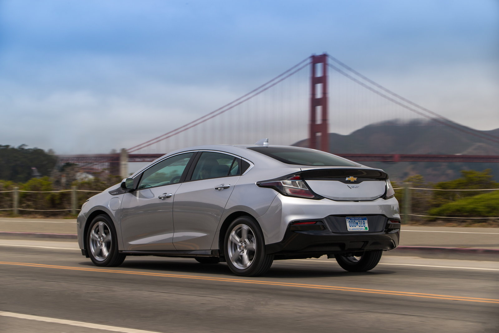 2019 Chevrolet Volt Charging Time Reduced Carsdirect Chevy Electric