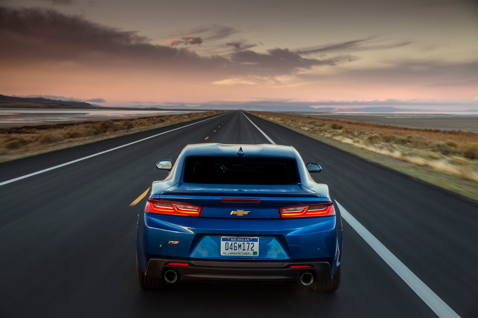 Chevrolet Camaro Rear