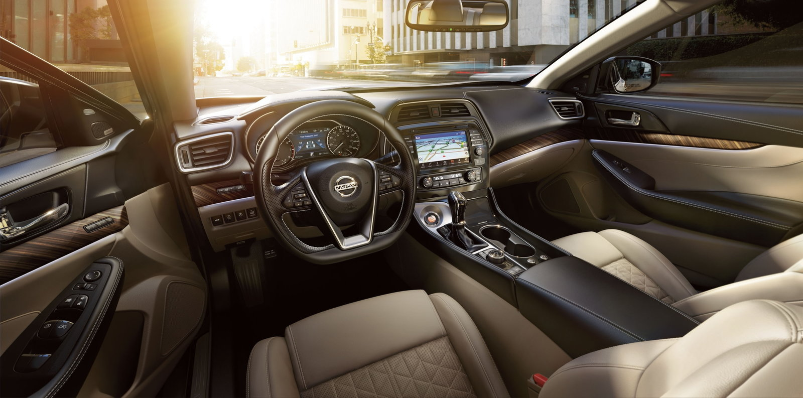 2018 nissan maxima deals prices incentives leases overview carsdirect. Black Bedroom Furniture Sets. Home Design Ideas