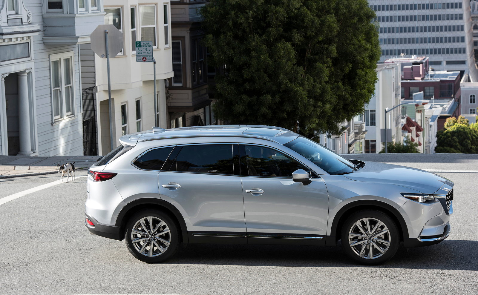 2018 mazda cx 9 deals prices incentives leases overview carsdirect. Black Bedroom Furniture Sets. Home Design Ideas