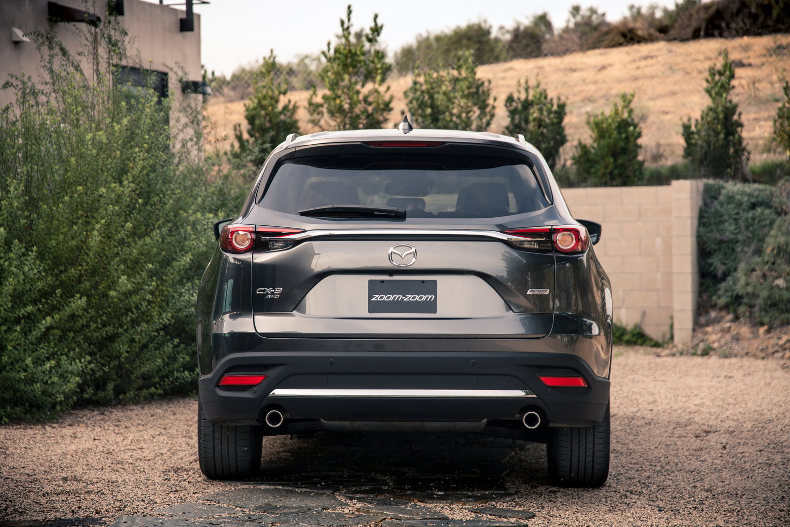 2018 Mazda CX9 Deals Prices Incentives  Leases Overview