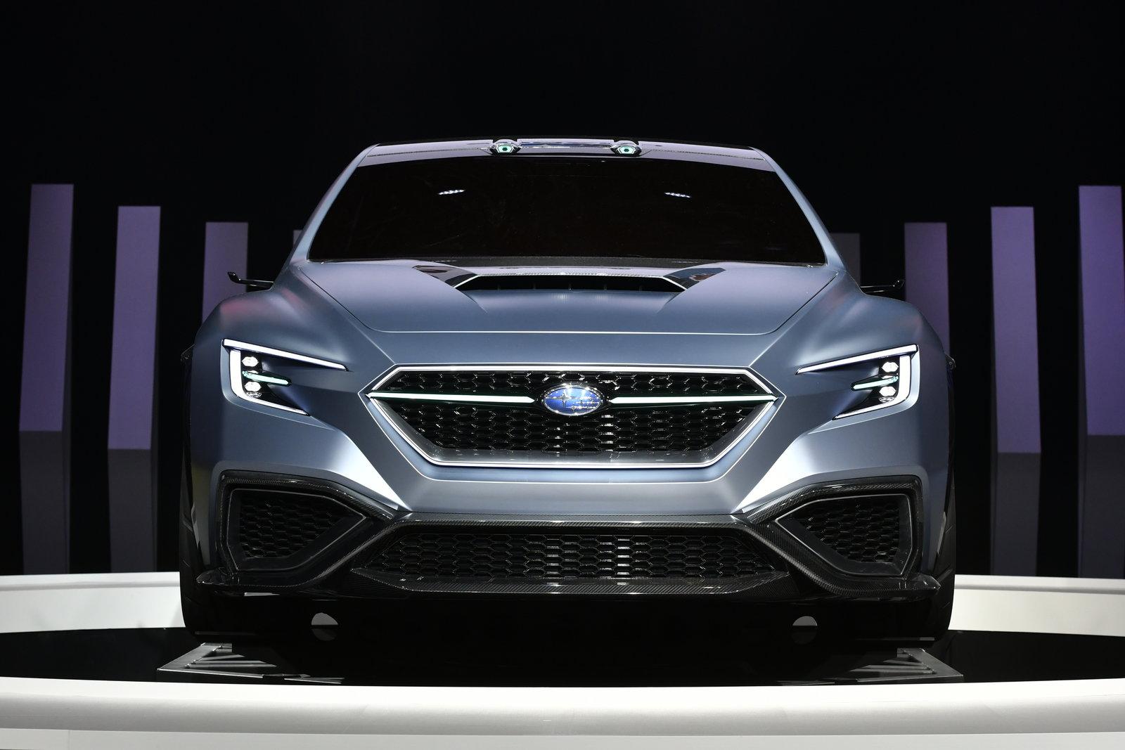 2019 Subaru WRX: Redesign Info, Release Date