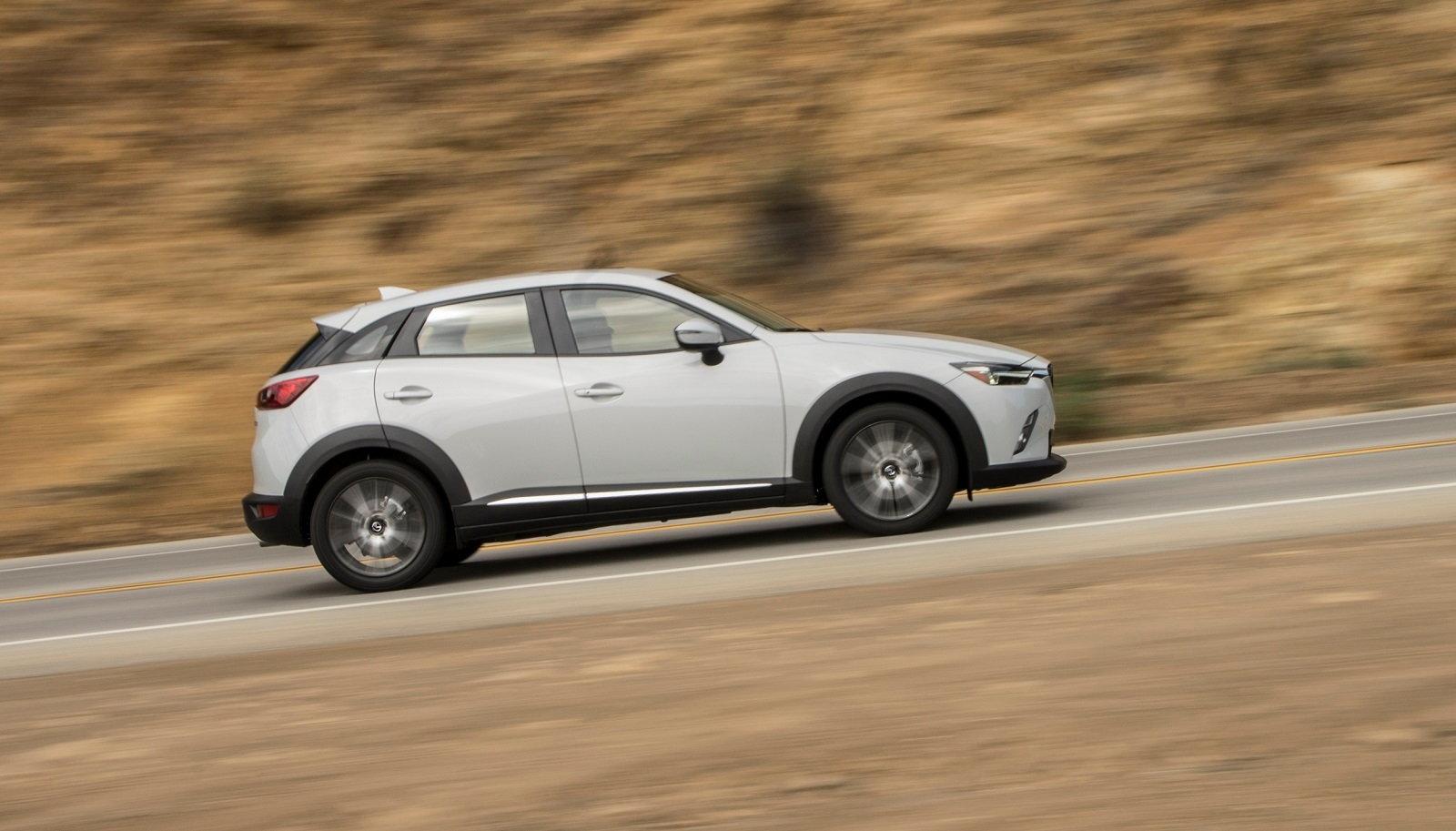 2016 Mazda CX-3 Review - CarsDirect