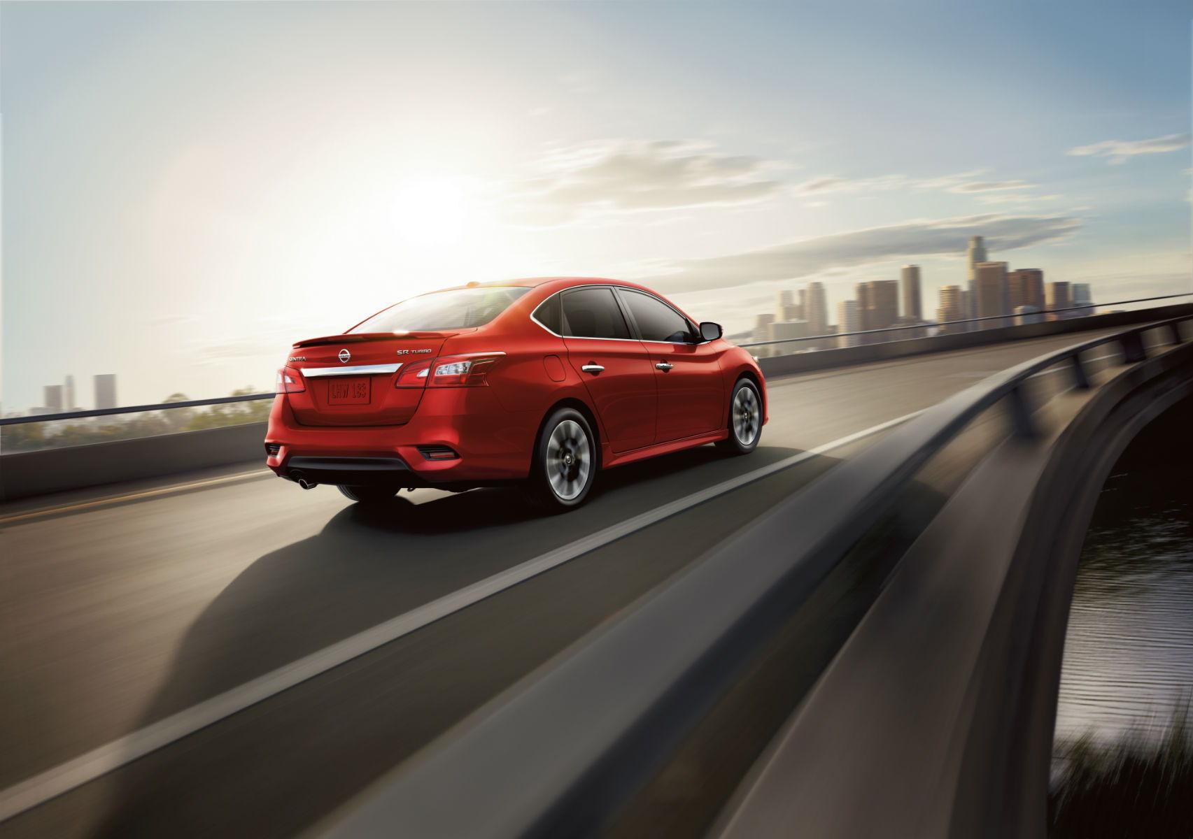 Nissan sentra 2018 lease deals